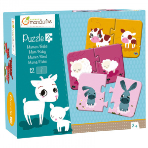 14992 - Puzzle Mama & Baby
